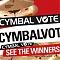 WYNIKI CYMBAL VOTE 2014