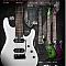 Sterling by Music Man - JP 70 PWH LIMITED EDITION 2014 - gitara 7-strunowa z przetwornikami Dimarzio USA.  Już w sprzedaży.