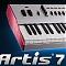 Kurzweil Artis 7 - Test w magazynie Muzyk FCM