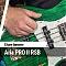 TEST: Gitary basowe Aria PRO II RSB