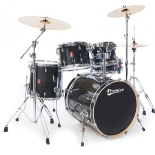 Premier Powerhouse M Rock 22 BK Shell Set
