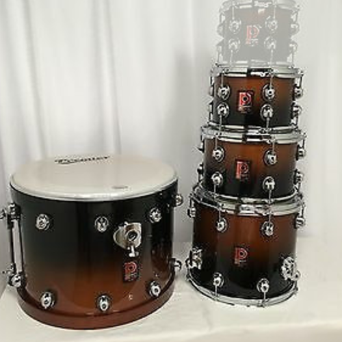 Premier Genista Maple Dark Walnut Fade Shell Set 10/12/16/22