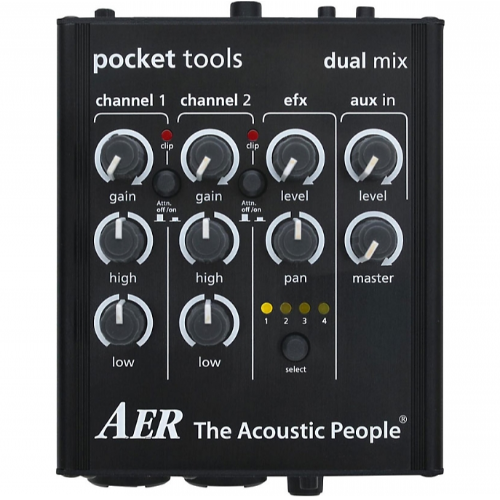 POCKET TOOLS DUAL MIX 2