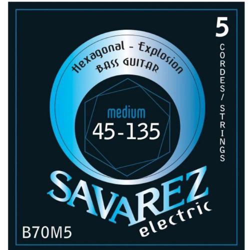 SAVAREZ SA B70 M5