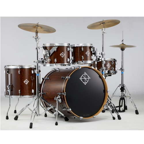 Dixon Artisan Dark Walnut Shell Set 10/12/16/22