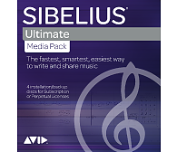 SIBELIUS media pack