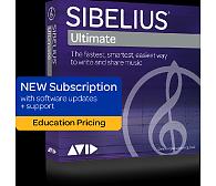 SIBELIUS ULTIMATE 1YSN (e)